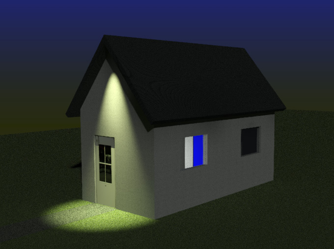 Lighting and Rendering - AutoCAD Tutorial and Videos